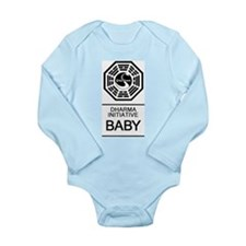 "Dharma Initiative ""Baby"" Baby Suit"