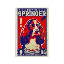Obey the SPRINGER! Magnets (10 pack)