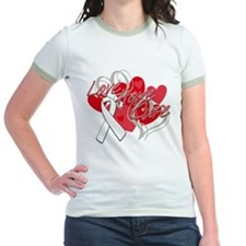 Bone Cancer Love Hope Cure T