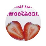 America's Sweetheart Ornament (Round)