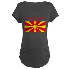 Macedonian T-Shirt