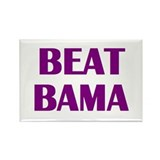 Beat Bama Rectangle Magnet