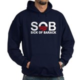 S.O.B. - Sick of Barack Hoody