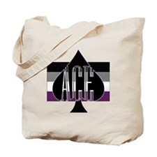 Unique Asexual Tote Bag