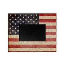 US Faded Flag Picture Frame