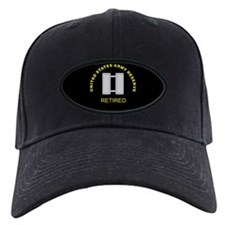 Black Army Reserve Retired Cap: Captain