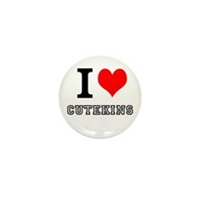 Cutekins Mini Button (10 pack)