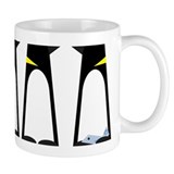 Penguins Small Mug