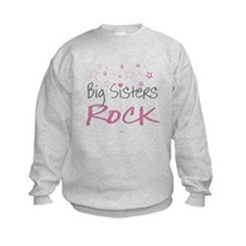 Big Sisters Rock Sweatshirt