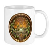 Sacred Celtic Trees - Vine Small Mug