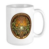 Sacred Celtic Trees - Vine Coffee Mug
