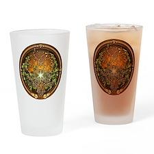 Sacred Celtic Trees - Vine Drinking Glass