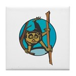 Lemur Tile Coaster