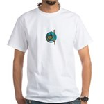 Lemur White T-Shirt