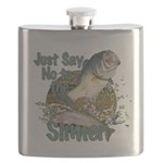 Bass not slimers Flask