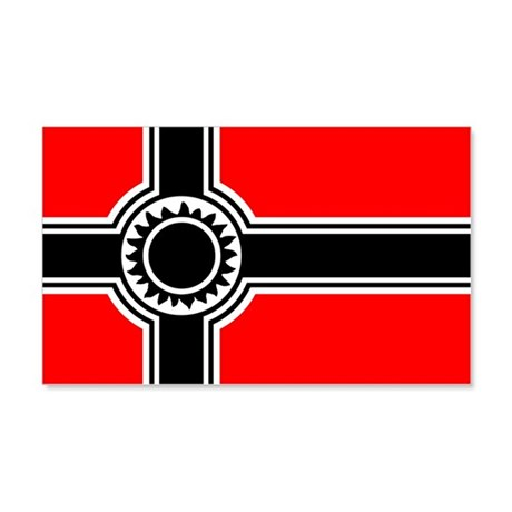 Flag of the Imperial Navy - science fiction 20x12