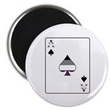 Ace of Spades Magnet