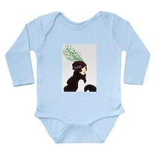 prettyhatlady Long Sleeve Infant Bodysuit
