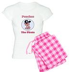 Peaches the Pirate.png Women's Light Pajamas