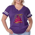 Peaches the Pirate.png Organic Toddler T-Shirt (da
