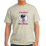 Peaches the Pirate.png Light T-Shirt