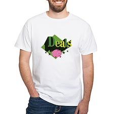 Deals White T-Shirt