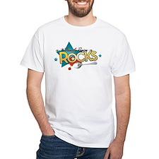My Family Recipe Rocks White T-Shirt