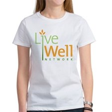 Live Well Network Women's T-Shirt