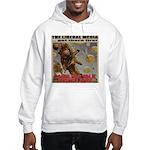 "Liberal Media ""Careless Talk"" Hooded Sweatshirt"
