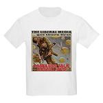 """Liberal Media """"Careless Talk"""" Kids T-Shirt"""