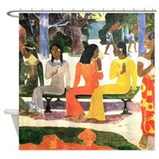 Paul_Gauguin Shower Curtain
