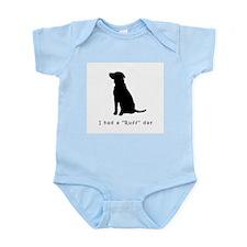 Ruff Day Infant Bodysuit