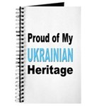 Proud Ukrainian Heritage Journal