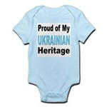 Proud Ukrainian Heritage Infant Creeper