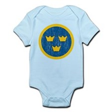 Sweden Roundel Infant Bodysuit