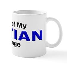 Proud Haitian Heritage Mug