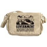 Government Lunatics Messenger Bag