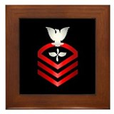 Navy Chief Aviation Machinist's Mate Framed Tile