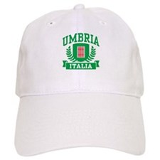 Umbria Italia Coat of Arms Baseball Cap