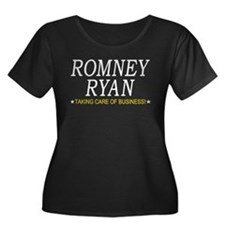 Romney Ryan Taking Care of Business T