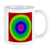 Tie Dye Colors Small Mug