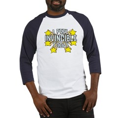 Stars of Invincibility Baseball Jersey