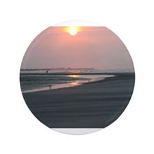 "SUN RISE ISLE PALMS SC 3.5"" Button"
