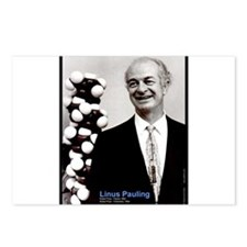 Linus Pauling Postcards (Package of 8)
