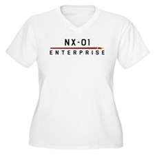 NX-01 Enterprise Dark T-Shirt