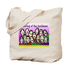 Gathering of the Goddesses 2 Tote Bag