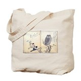 japanese brush painting Tote Bag