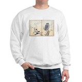 japanese brush painting Jumper