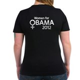 Women for Obama 2012 Shirt