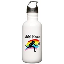 I LOVE TENNIS Sports Water Bottle